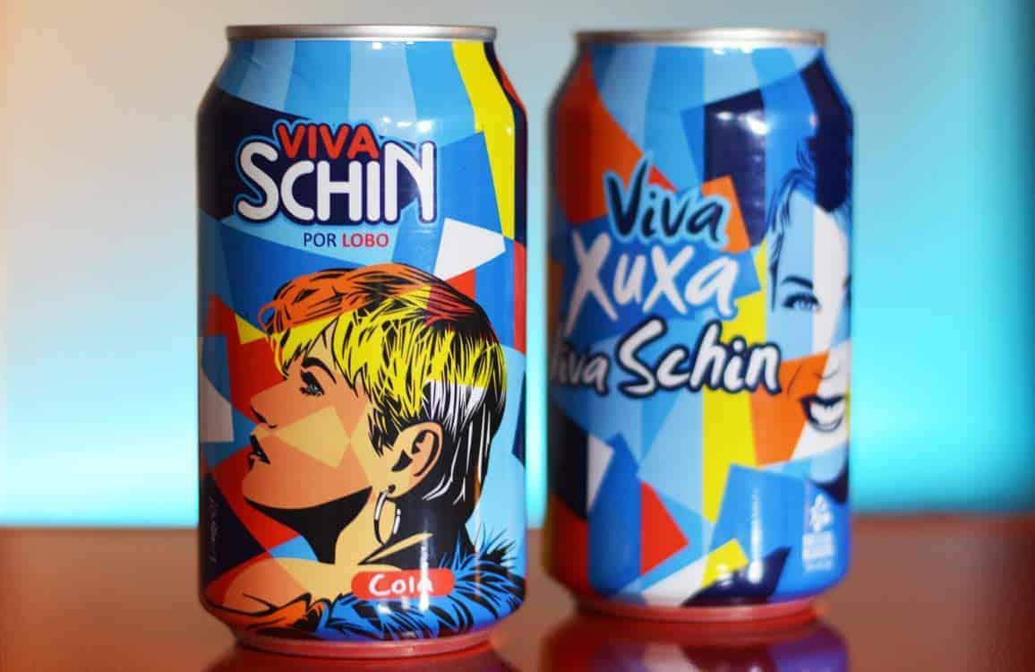 Xuxa Viva Schin
