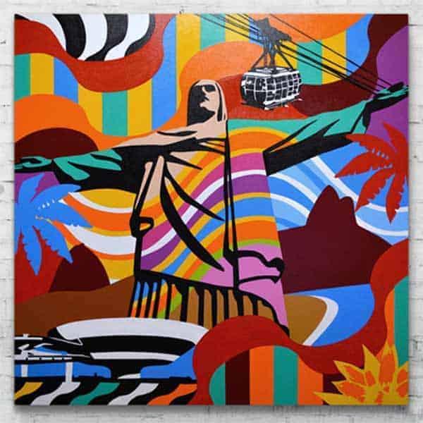 Arte do Rio de Janeiro