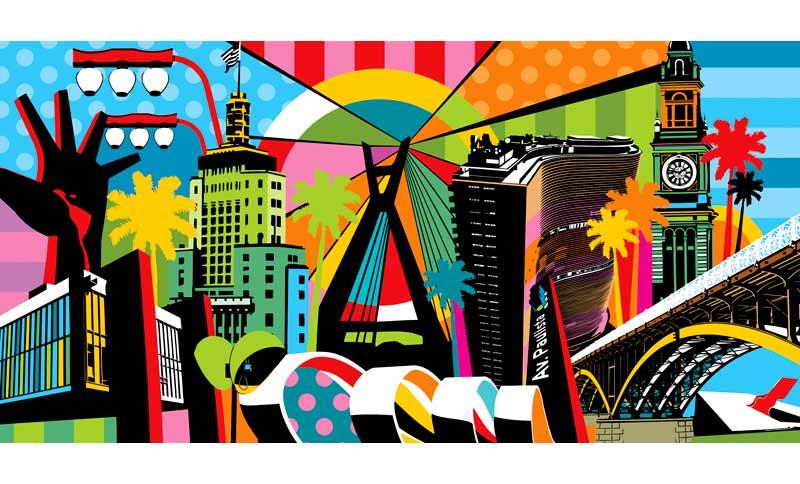 Arte de São Paulo