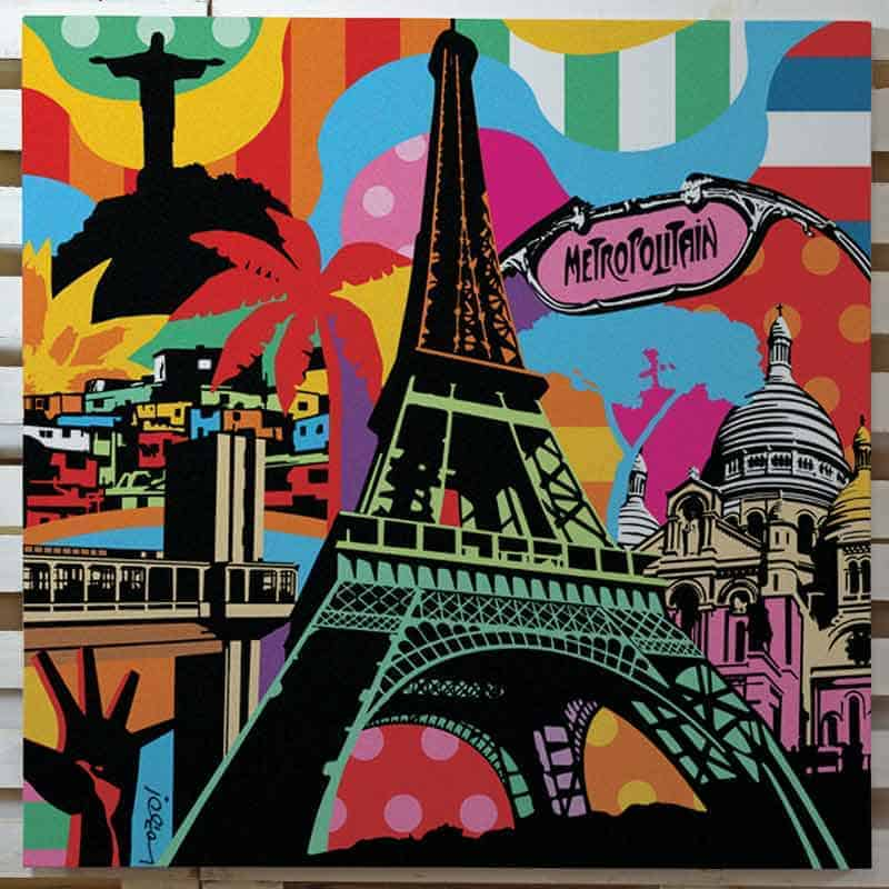 Arte Brasil Paris