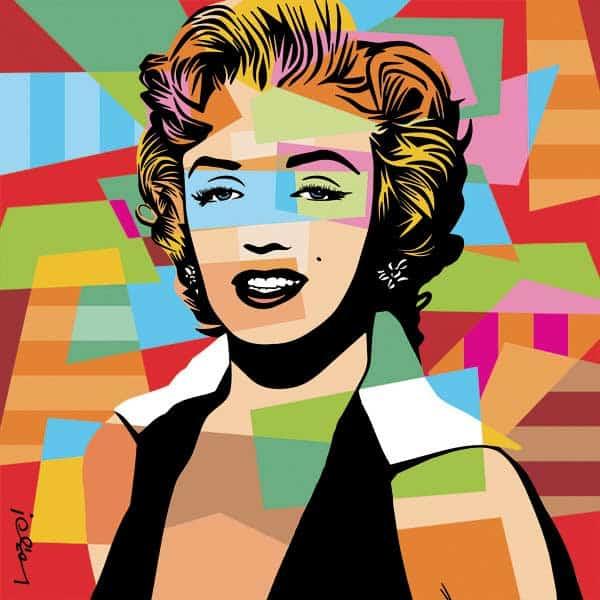 Marilyn Monroe Arte