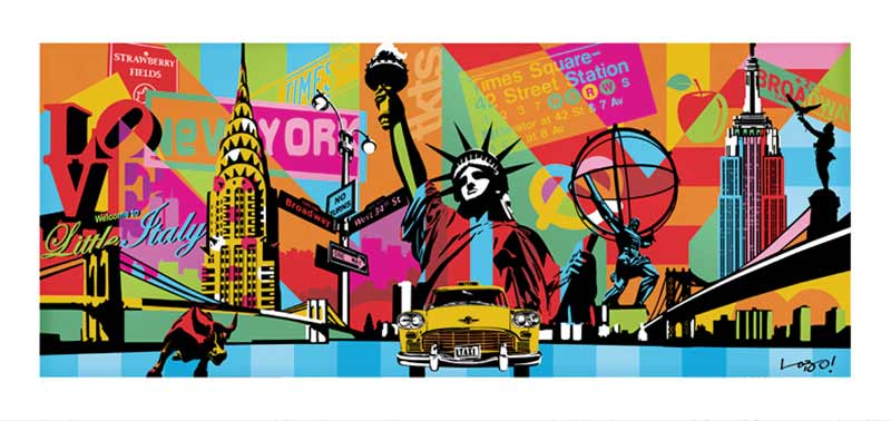 New York Pop Art