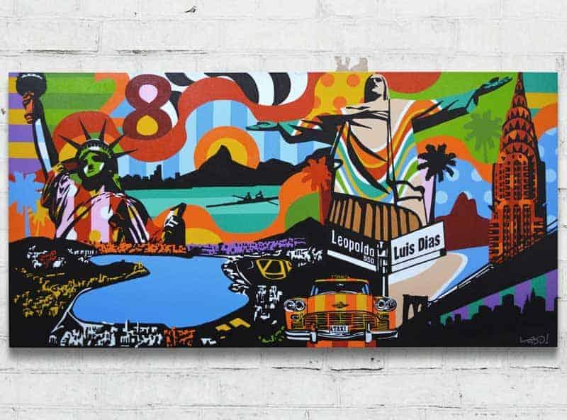 pop art artistas brasileiros