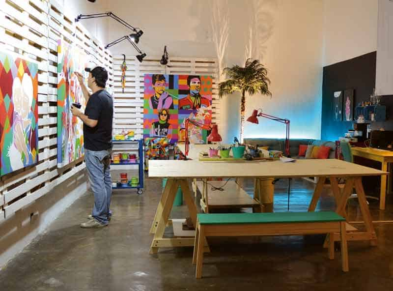 Atelier do Artista Brasileiro