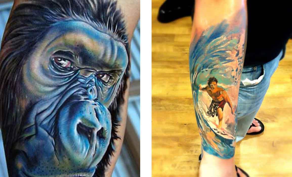Tatuagens Arte