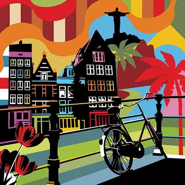 Amsterdam Pop Art