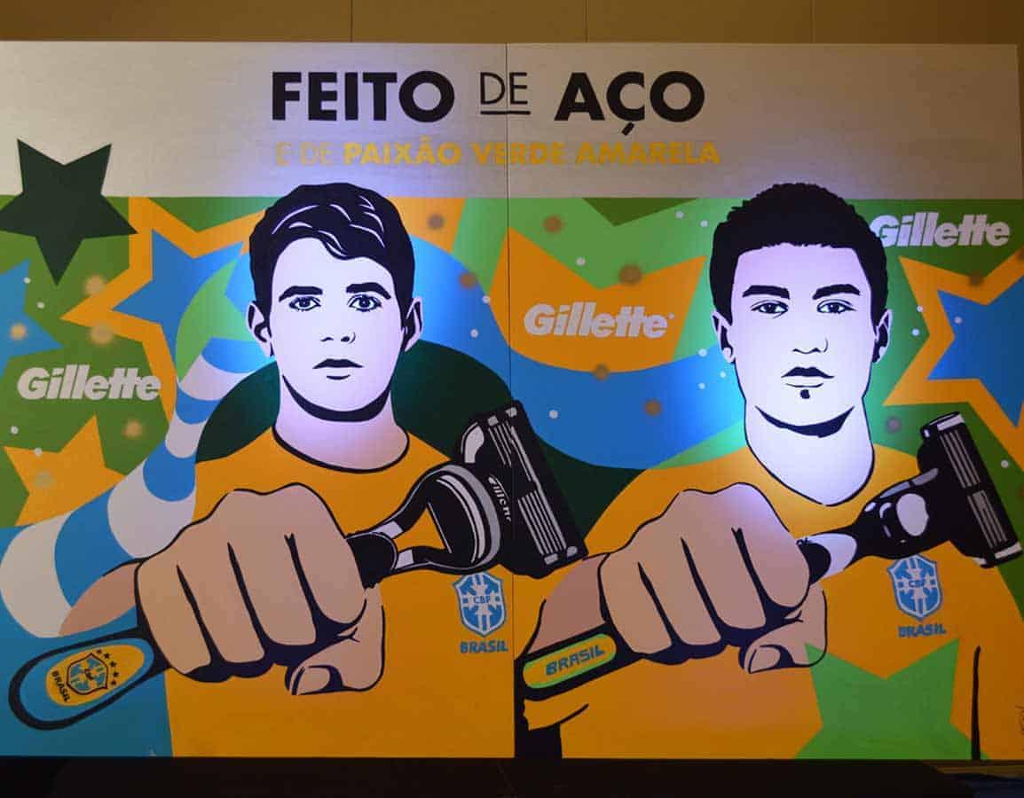 Jogadores Seleção Brasileira