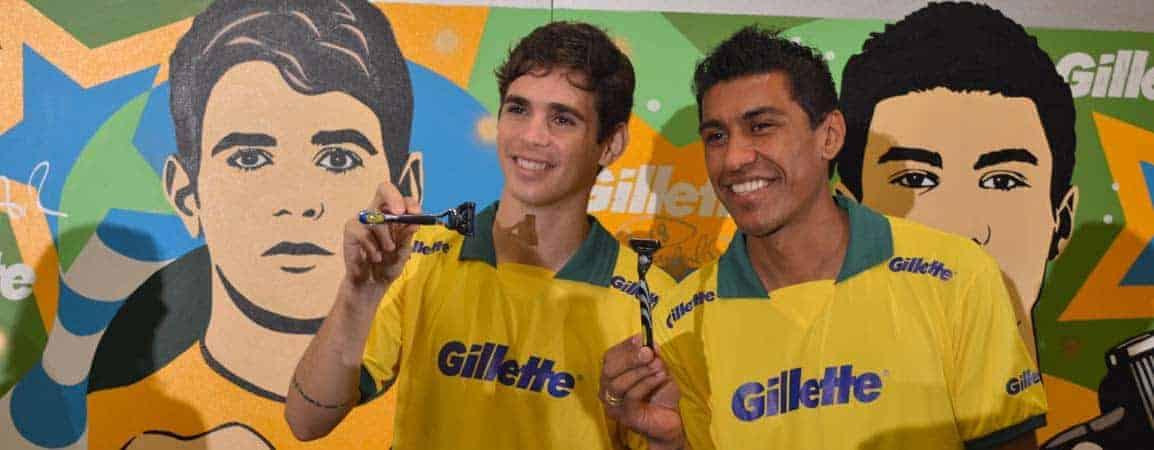 Promoção Gillette