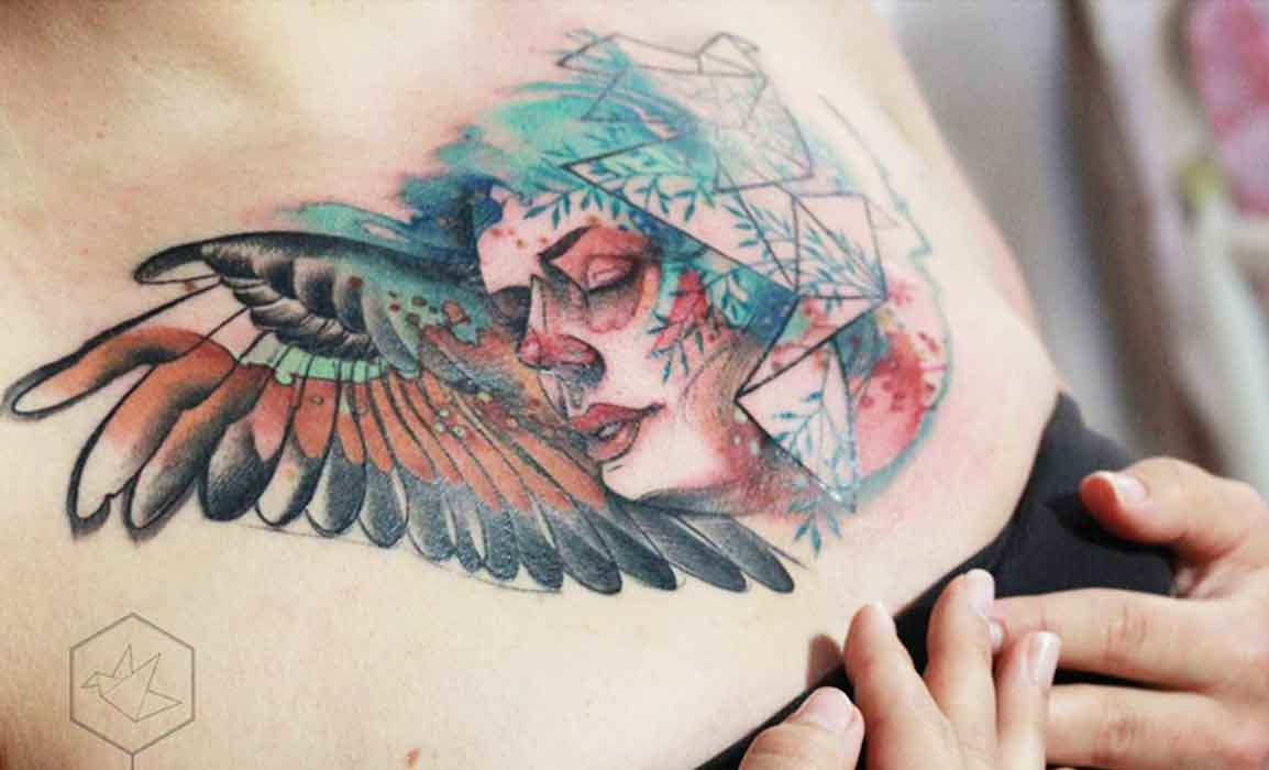 Tatuagens Aga Yadou