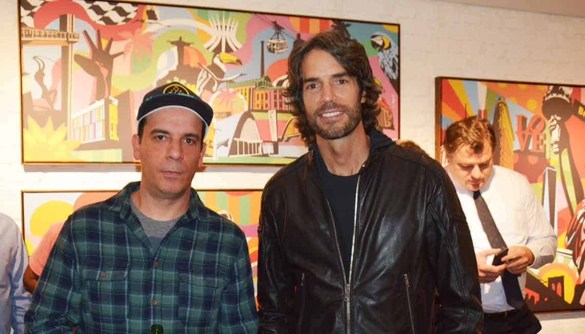Andre Diniz e o Artista Lobo