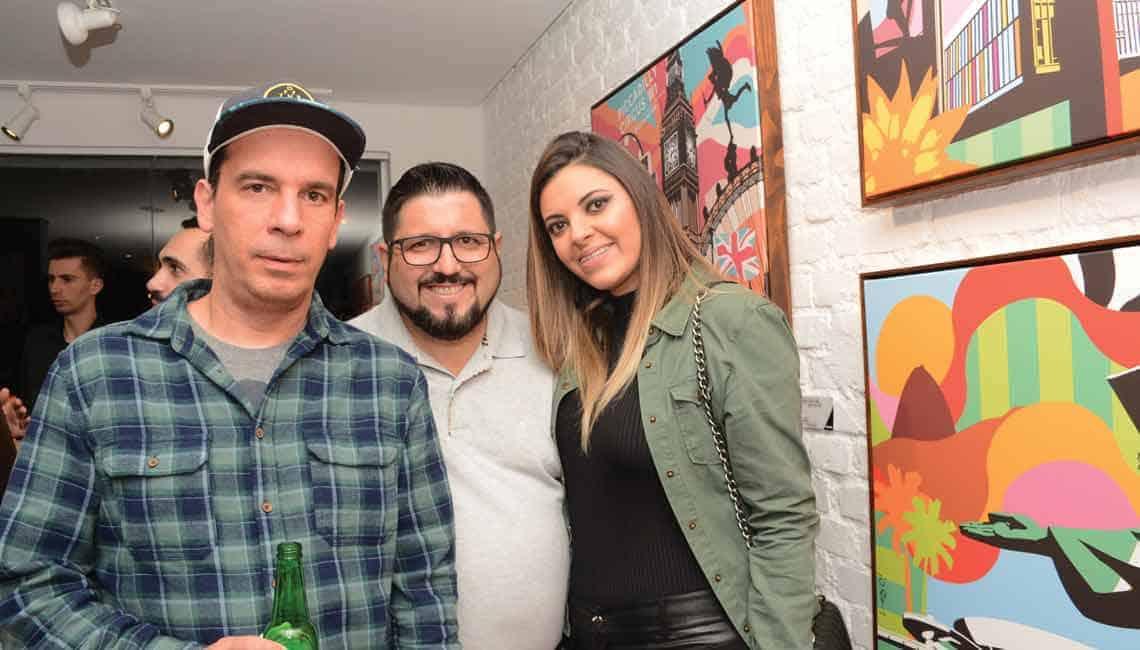 Exposição Urban Arts na Oscar Freire