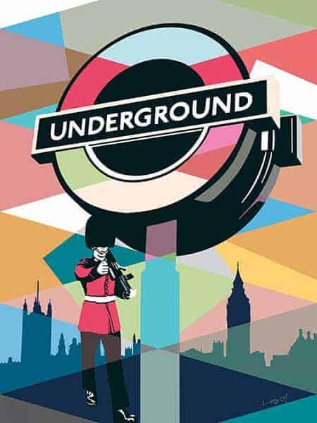 Londres Underground
