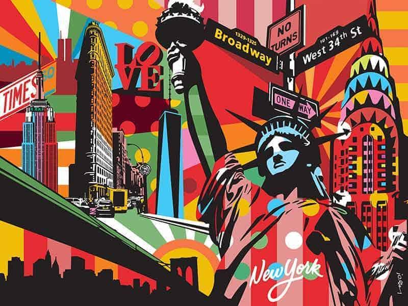 Nova Iorque Pop Art