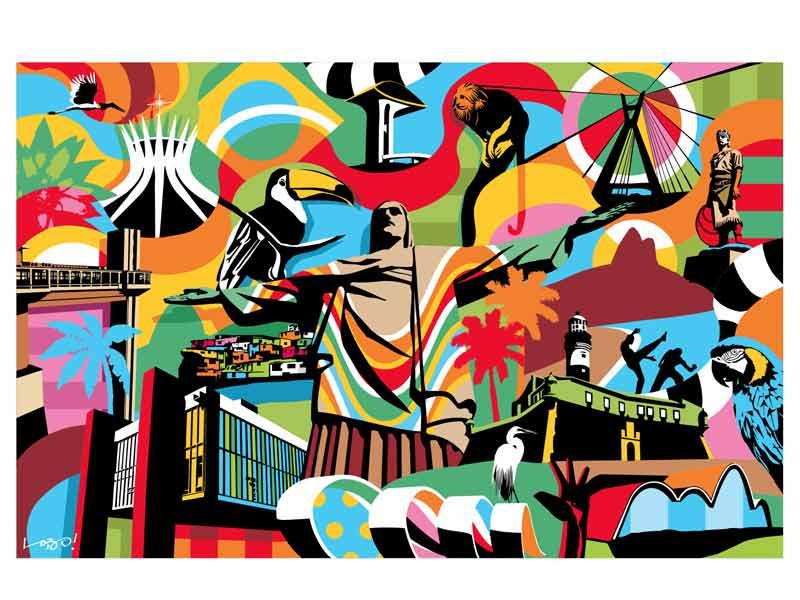 Brasil Pop Art