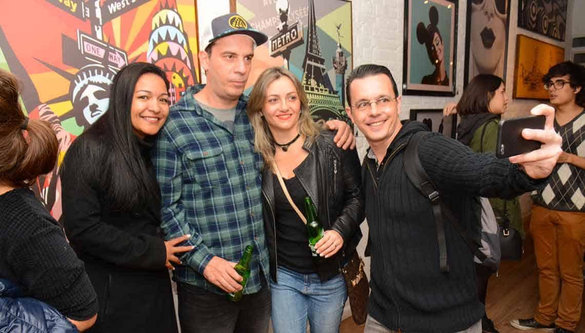 Urban Arts Oscar Freire