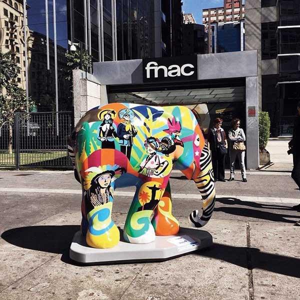 Arte na Avenida Paulista