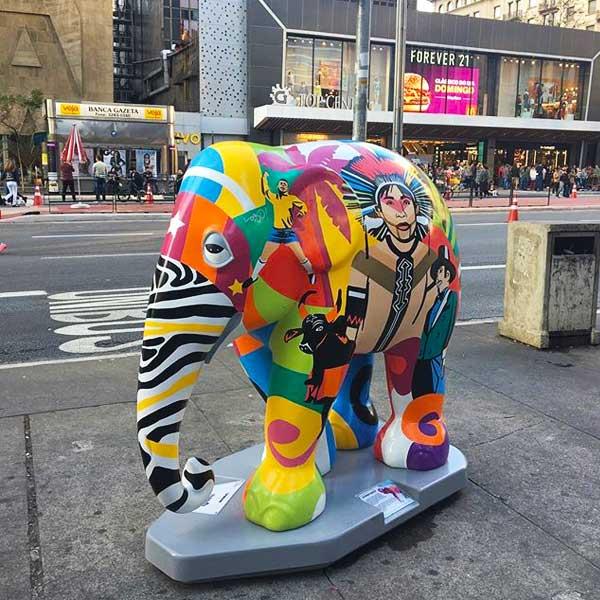 Elephant Parade Yázigi