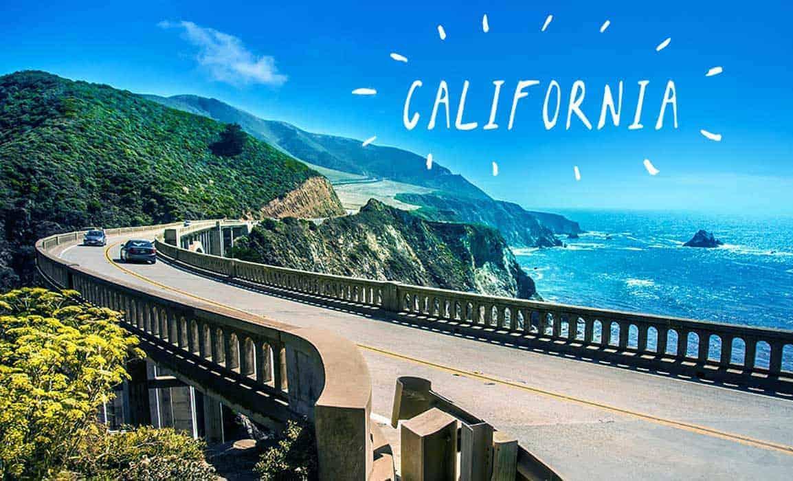 Viagem para California