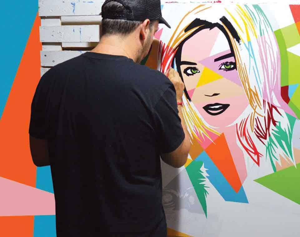 Discover lobos artworks pop art